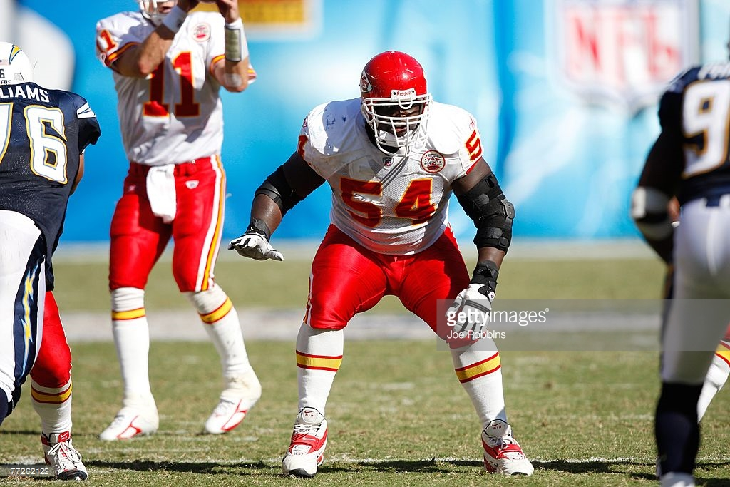 San Diego Chargers at Kansas City Chiefs