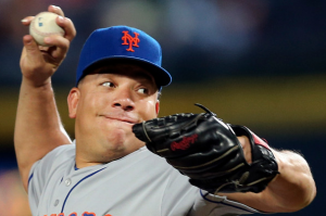 New York Mets Bartolo Colon