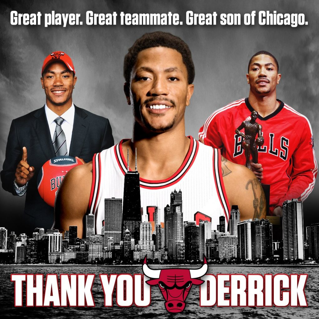 Via @chicagobulls