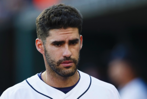 Detroit Tigers J.D. Martinez