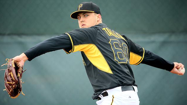 Pittsburgh Pirates Jameson Taillon