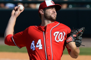 Washington Nationals Lucas Giolito