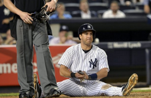 New York Yankees Mark Teixeira