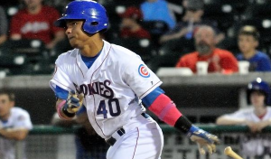 Chicago Cubs Willson Contreras