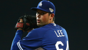 Seattle Mariners Zach Lee