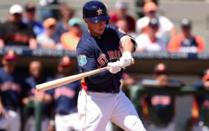 Houston Astros Alex Bregman