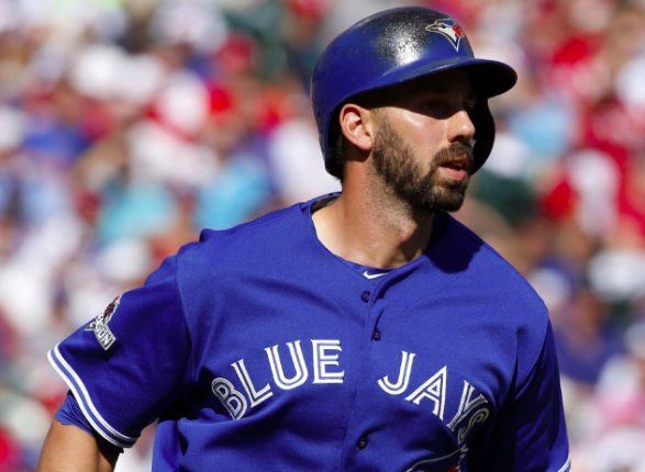 Toronto Blue Jays Chris Colabello