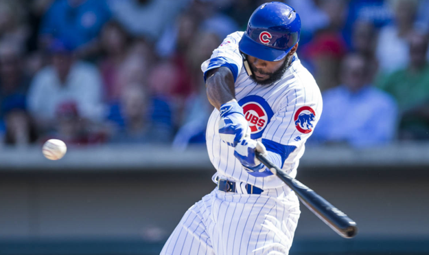 Chicago Cubs Jason Heyward