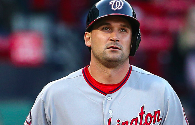 Washington Nationals Ryan Zimmerman