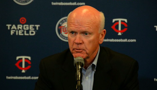 Minnesota Twins Terry Ryan