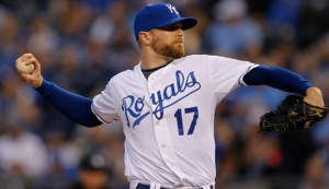 Kansas City Royals Wade Davis