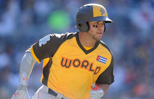 Boston Red Sox Yoan Moncada