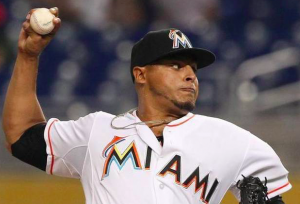 Miami Marlins A.J. Ramos