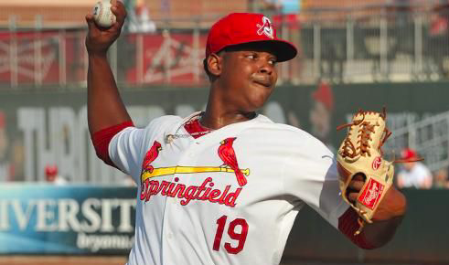 St. Louis Cardinals Alex Reyes