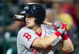 Boston Red Sox Andrew Benintendi