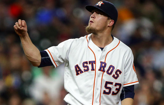 Houston Astros Ken Giles
