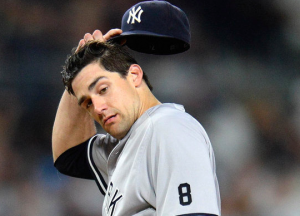 New York Yankees Nathan Eovaldi