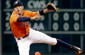 Houston Astros Carlos Correa