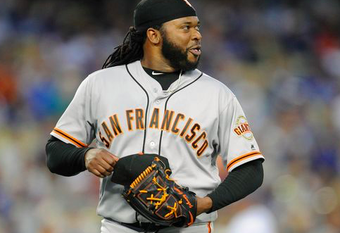 San Francisco Giants Johnny Cueto