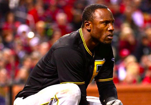 Pittsburgh Pirates Starling Marte