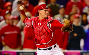 Washington Nationals Wilson Ramos