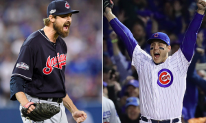 Cleveland Indians Chicago Cubs World Series