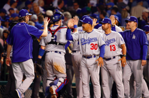 Los Angeles Dodgers NLCS