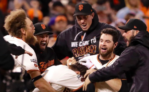 San Francisco Giants NLDS
