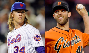 Noah Syndergaard Madison Bumgarner
