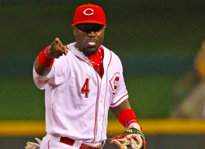 Cincinnati Reds Brandon Phillips