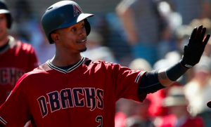 Jean Segura Mariners Diamondbacks
