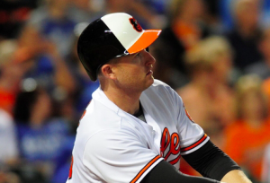 Baltimore Orioles Mark Trumbo