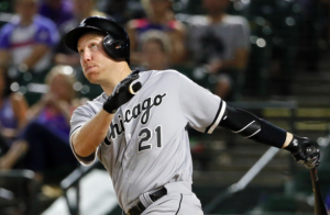 Chicago White Sox Todd Frazier