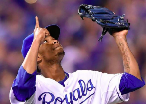 Yordano Ventura Kansas City Royals