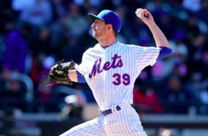New York Mets Jerry Blevins