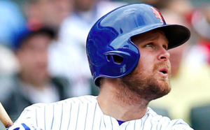 New York Mets Lucas Duda
