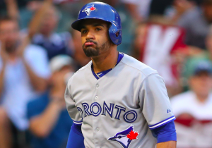 Toronto Blue Jays Devon Travis