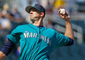 Seattle Mariners Drew Smyly