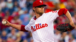 Philadelphia Phillies Clay Buchholz