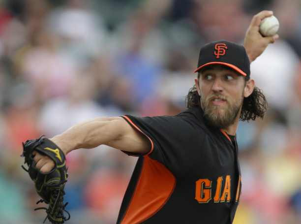 San Francisco Giants Madison Bumgarner