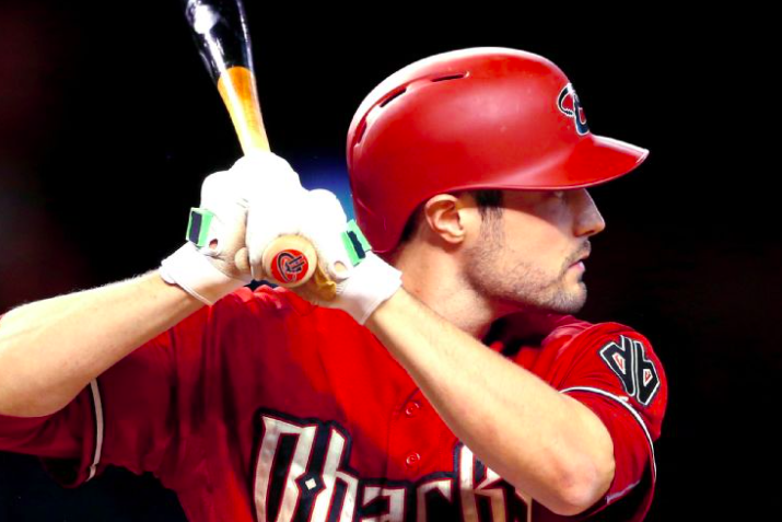 Arizona Diamondbacks A.J. Pollock