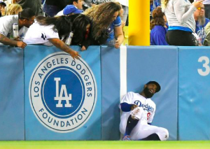 Los Angeles Dodgers Andrew Toles