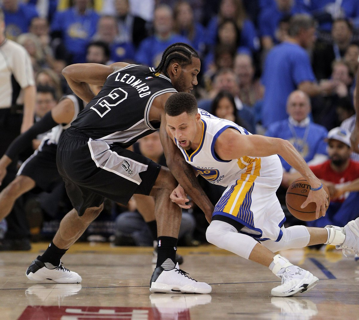 Rockets Vs Warriors January: Western Conference Finals Preview: Can The Spurs Tame The