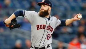 Houston Astros Dallas Keuchel