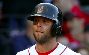 Boston Red Sox Dustin Pedroia