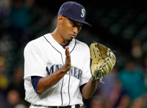 Seattle Mariners Edwin Diaz