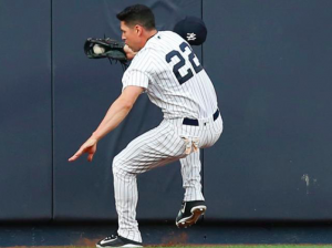 New York Yankees Jacoby Ellsbury