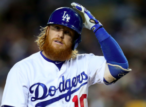 Los Angeles Dodgers Justin Turner