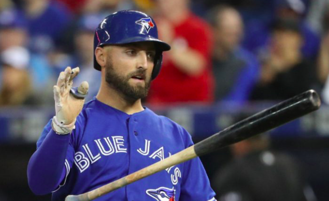 Toronto Blue Jays Kevin Pillar