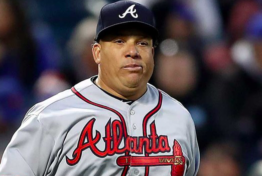 Atlanta Braves Bartolo Colon